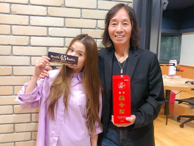画像1: 2019/8/29「Show-G's 45Radio」ゲスト:fumika