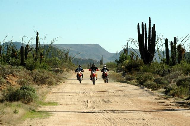 画像2: 風魔プラス1ツーリング メキシコ バハ・カリフォルニア半島縦断オフロード6日間
