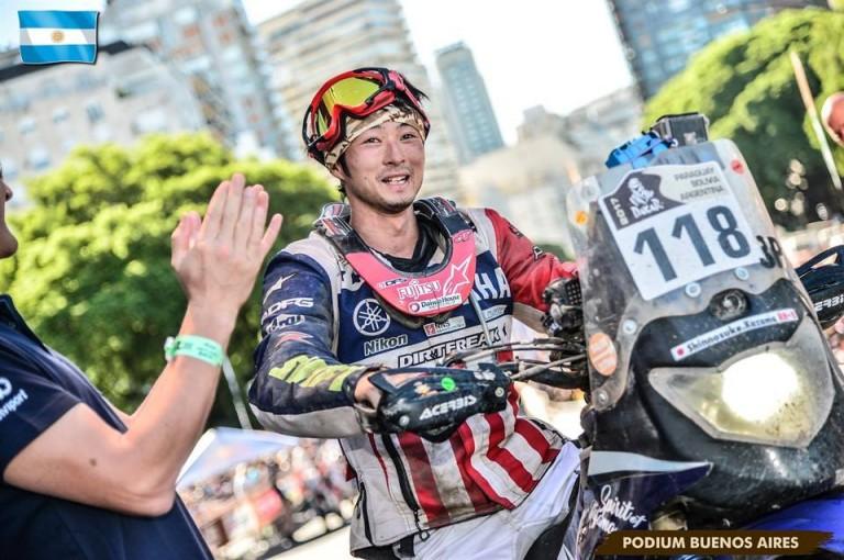 画像: 2018年の始まりに、どこよりも早く開催される世界一過酷なレース「ダカールラリー」で上位完走を目指す風間晋之介選手奮闘をOff1.jpも応援します。