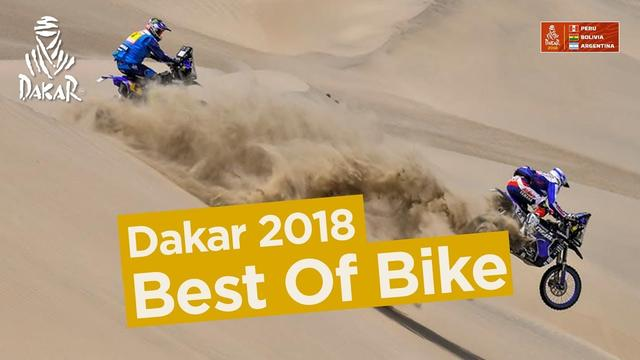 画像: Best Of Bike - Dakar 2018 youtu.be