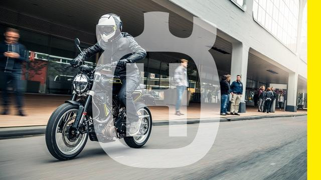 画像: SVARTPILEN 401 - Simple. Progressive. | Husqvarna Motorcycles youtu.be