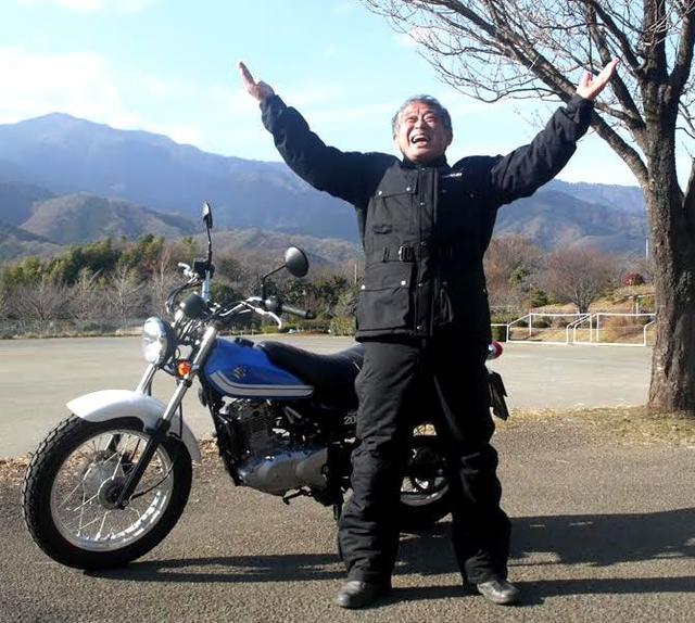 画像: 賀曽利氏が語る、旅としてのダカールラリー、風間晋之介・深志と対談