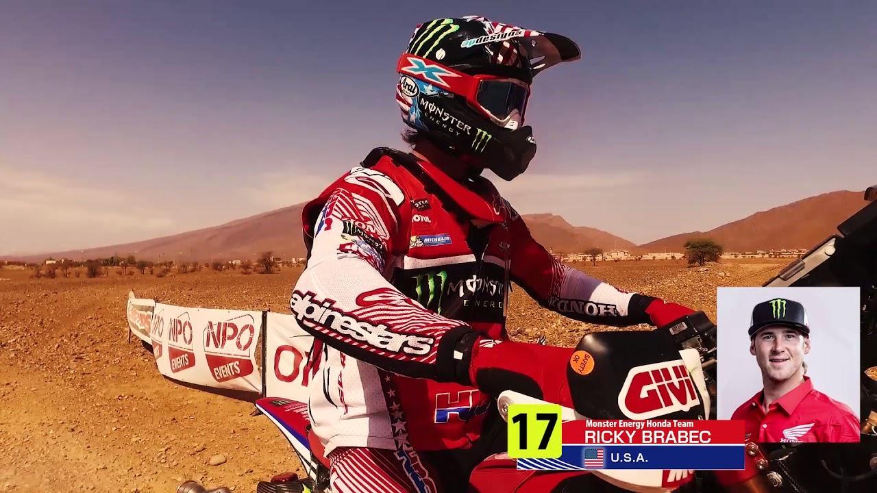 画像: Monster Energy Honda Team - Morocco Rally 2017 HD youtu.be