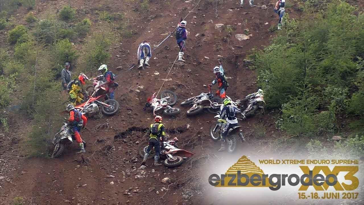 画像: Erzberg Rodeo 2017 | Fails & Crashes Compilation youtu.be