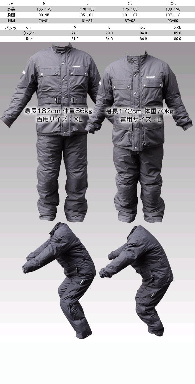 画像6: 銘品、風魔プラス1のランドクルーザージャケットとパンツが復活