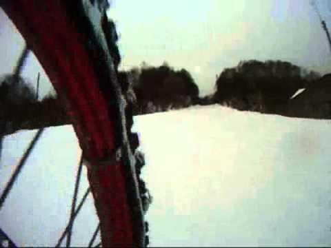 画像: Tire Chain Test Ride youtu.be