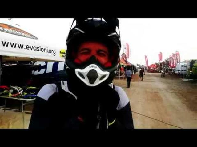画像: Triumph Tiger Tramontana at the Panafrica Rally 2017 youtu.be