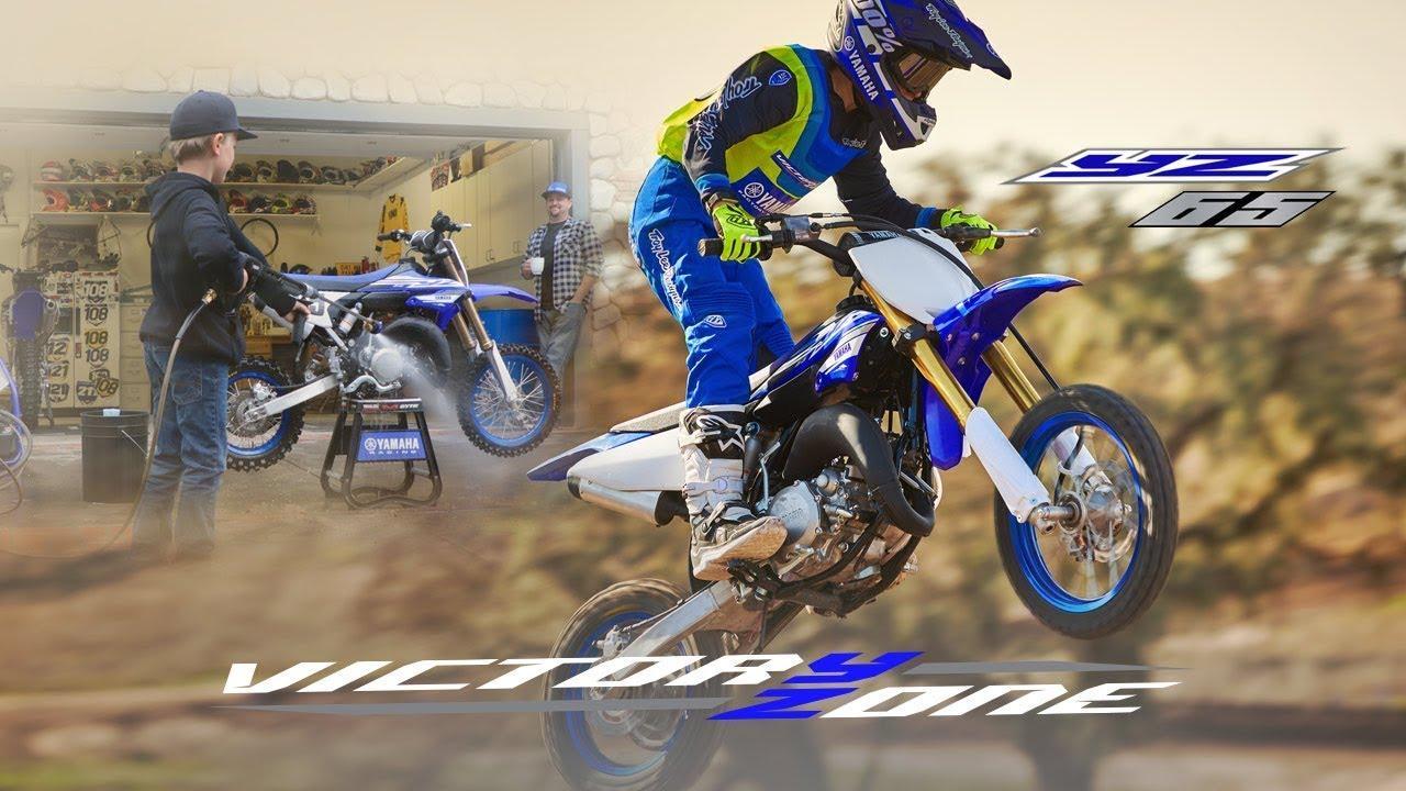 画像: Yamaha YZ65 – Welcome to the Victory Zone youtu.be