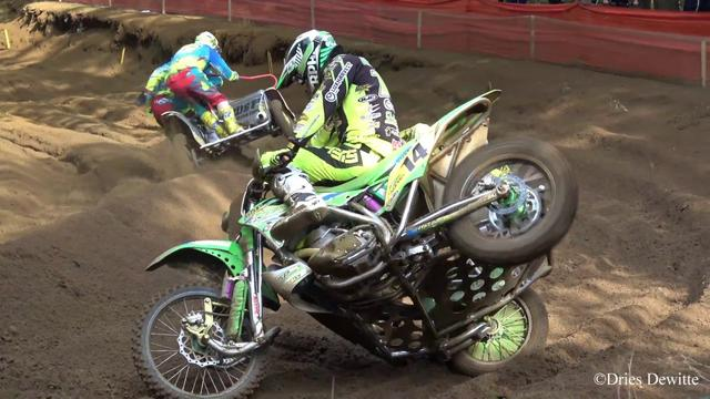画像: World championship sidecarcross Markelo 17.09.2017 youtu.be