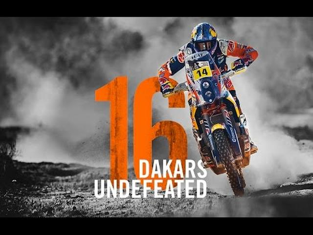 画像: Sam Sunderland wins DAKAR 2017 | KTM youtu.be