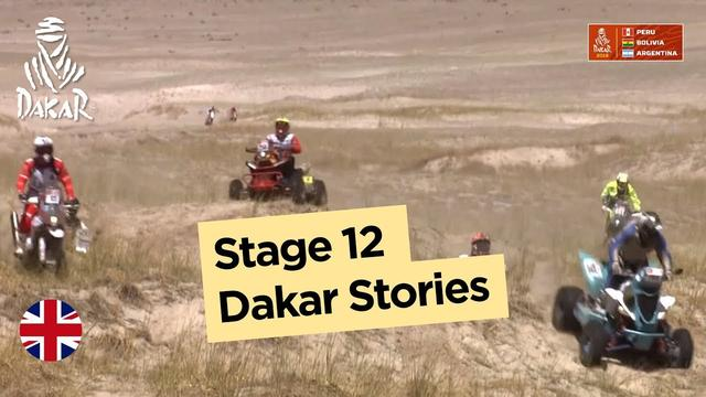 画像: Magazine - Stage 12 (Fiambalá / Chilecito / San Juan) - Dakar 2018 youtu.be