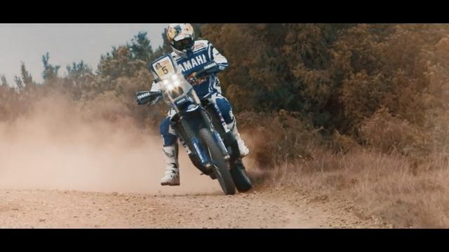 画像: 2017 Yamalube Yamaha Official Rally Team WR450F Rally Breaks Cover youtu.be