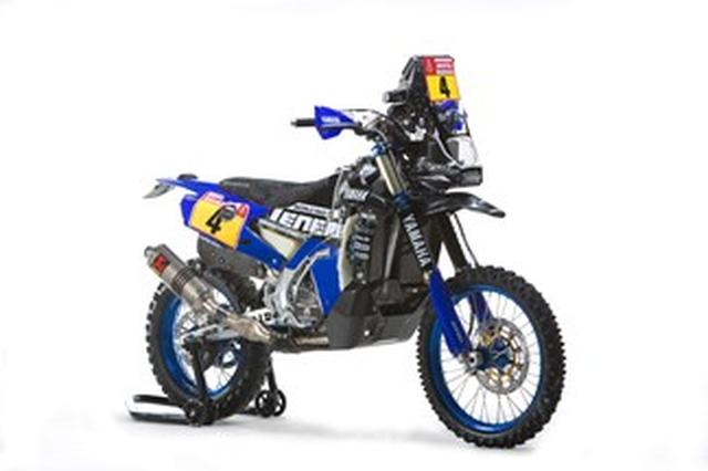 画像: 2018 Yamaha WR450F Rally
