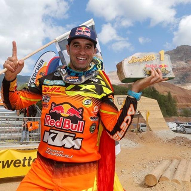 画像: 2017エルズベルグロディオ ゴメスがトップでゴール KTMに勝利をもたらす