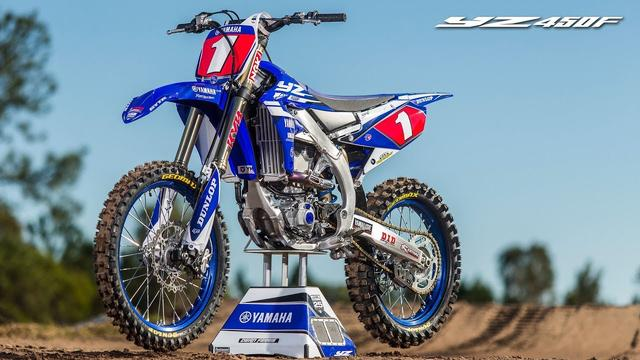 画像: 2018 YZ450F | Media Experience youtu.be