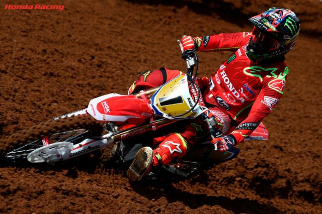 画像: 成田亮 | 全日本モトクロス選手権(JMX) | Honda