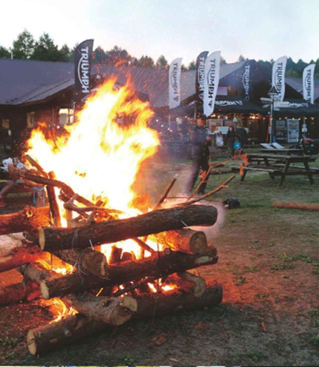 画像: トライキャンプ 今年は6月2-3日に開催
