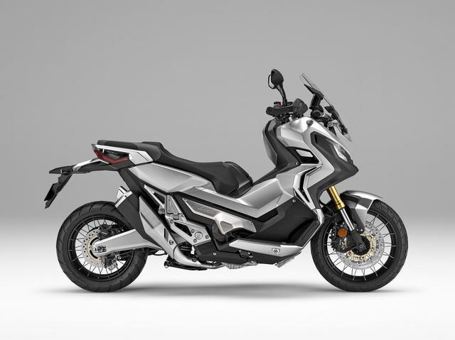 画像2: Honda X-ADV(デジタルシルバーメタリック)
