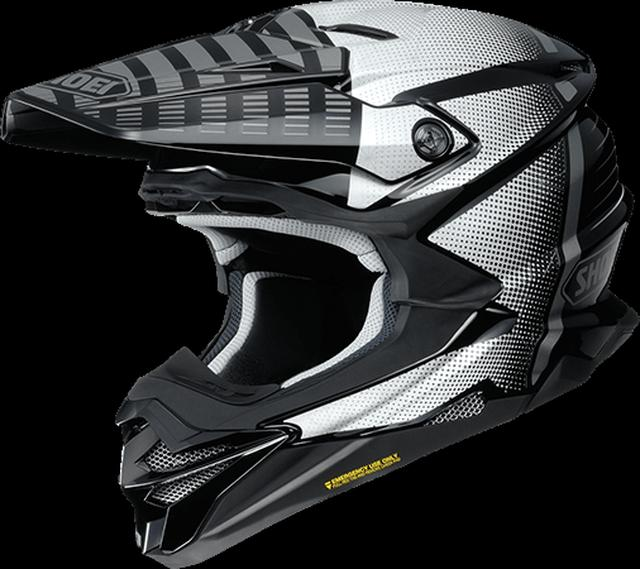 画像: SHOEI VFX-WR BLAZON TC-5(GREY/BLACK)