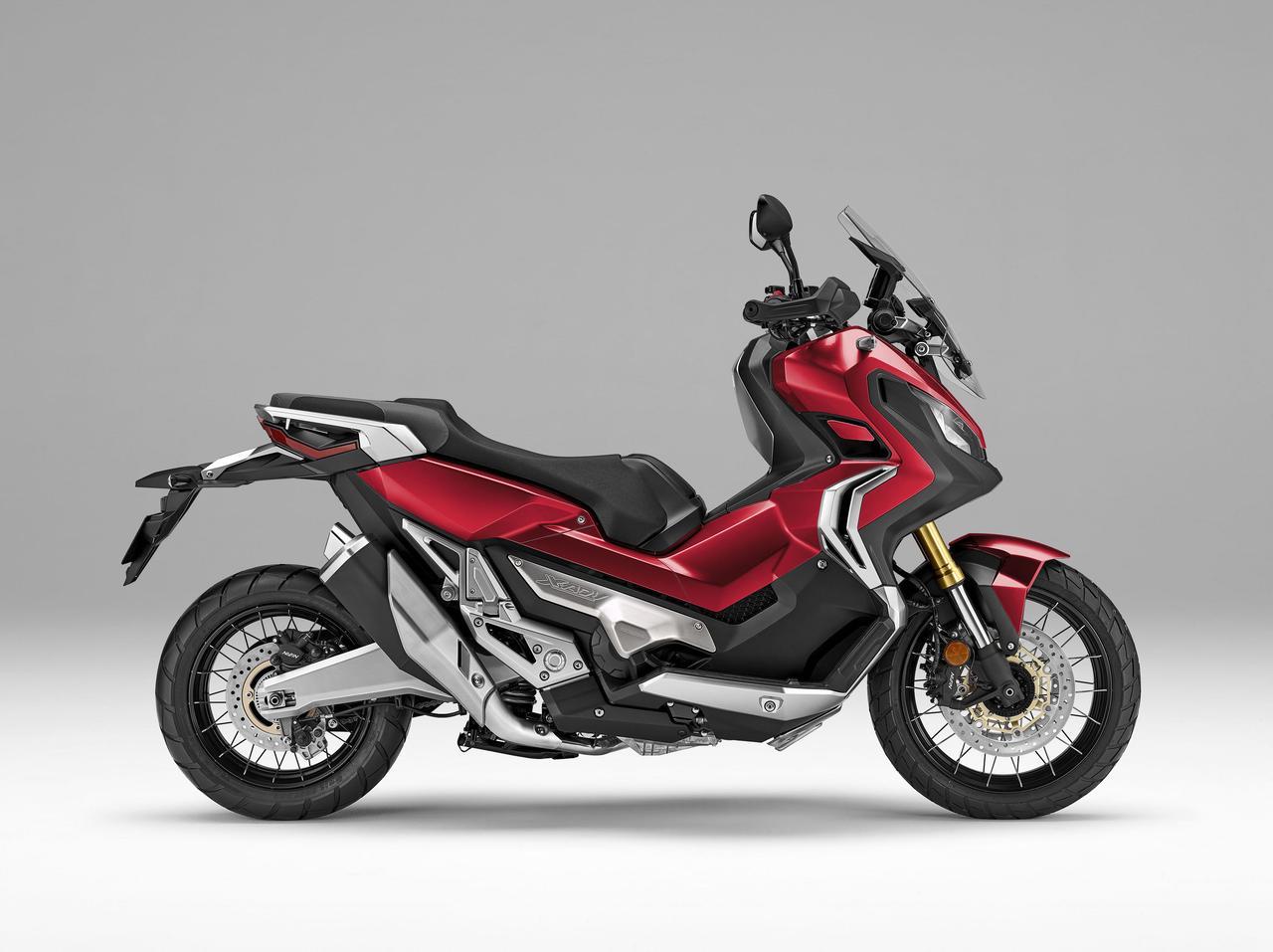 画像2: Honda X-ADV(キャンディークロモスフィアレッド)