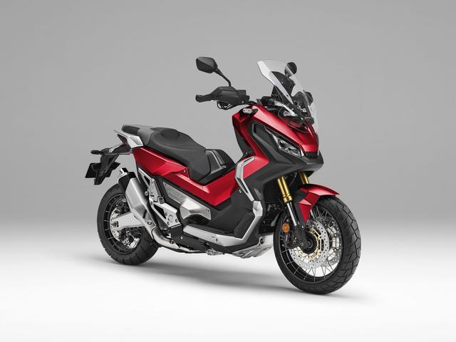 画像1: Honda X-ADV(キャンディークロモスフィアレッド)