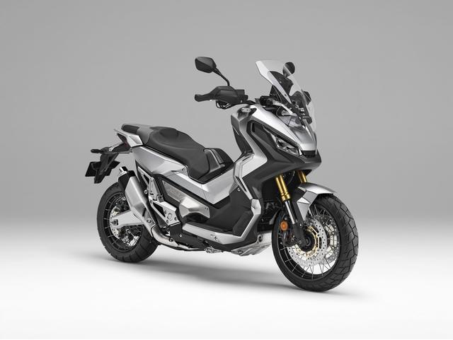 画像1: Honda X-ADV(デジタルシルバーメタリック)