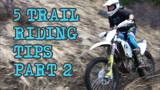 画像: Trail Riding Tips PART 2 youtu.be