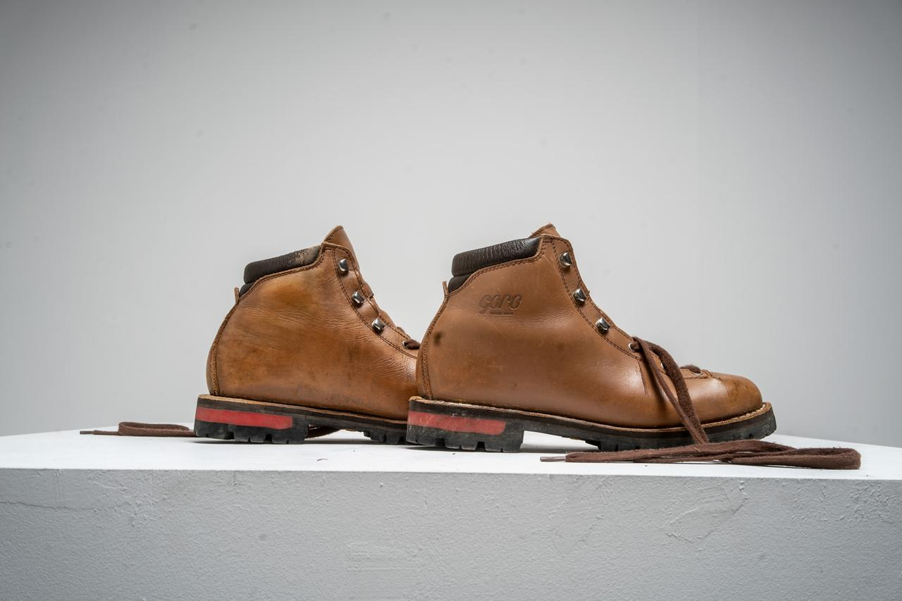 画像: いいもの「セローにちょうどいい、登山靴」