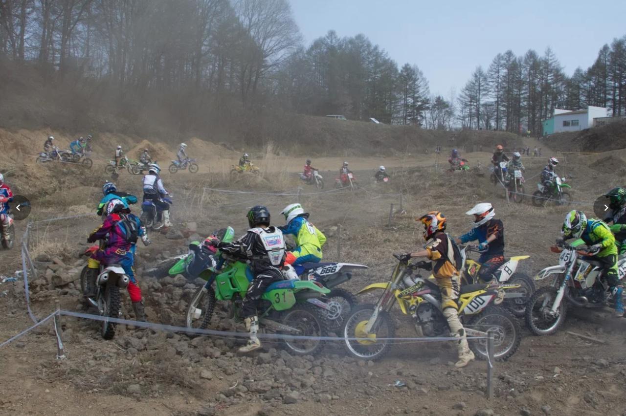 画像2: 様々なレースが楽しめる