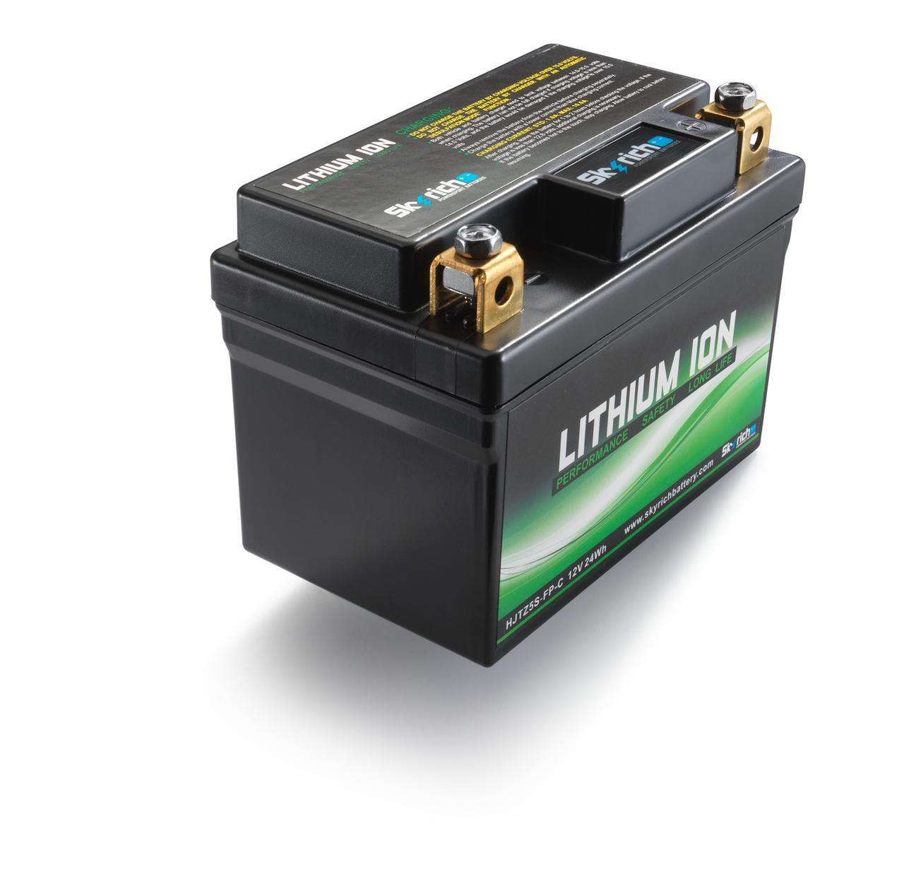 画像1: バッテリーの変更