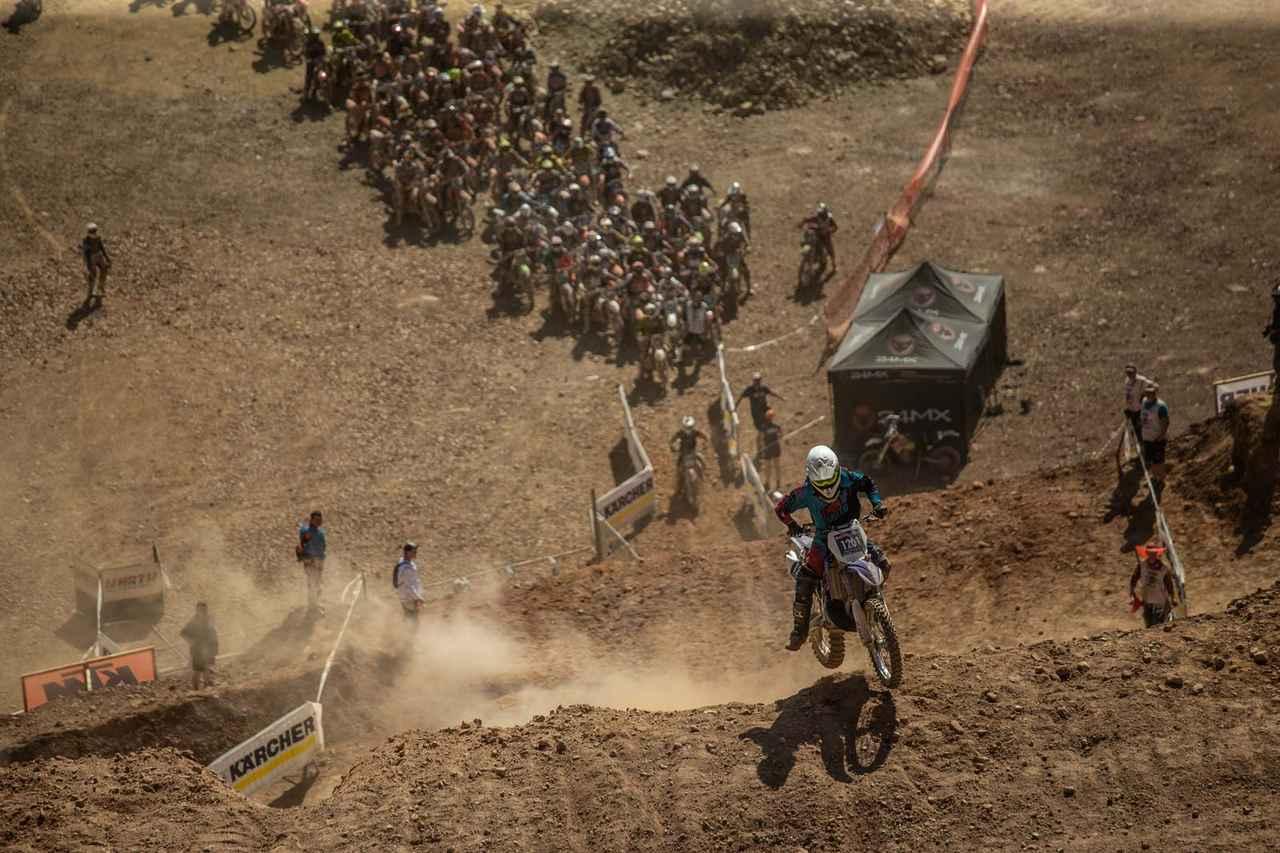 画像: エルズベルグロデオ以上のレースを、僕は知らない