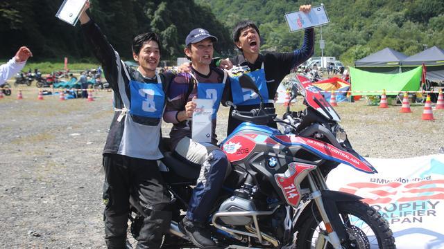 画像: Team Japan