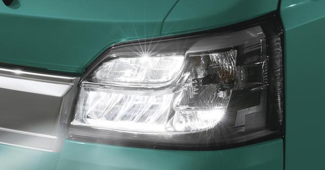 """画像2: TOYOTA ピクシス トラック エクストラ""""SA Ⅲt""""(4WD・5MT)"""