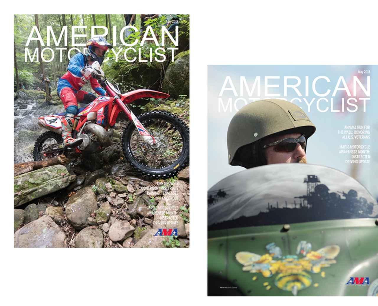 画像: American Motorcyclist Association > Home
