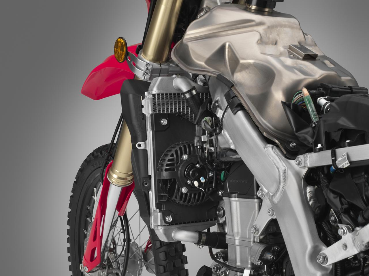 画像5: ユニカム450ccエンジン