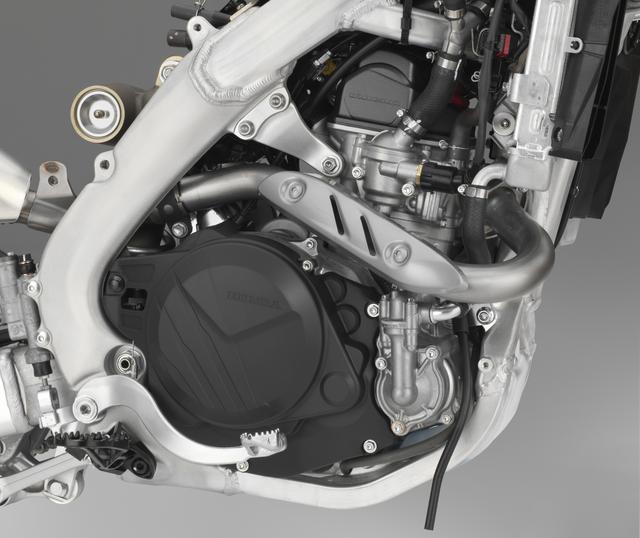 画像1: ユニカム450ccエンジン