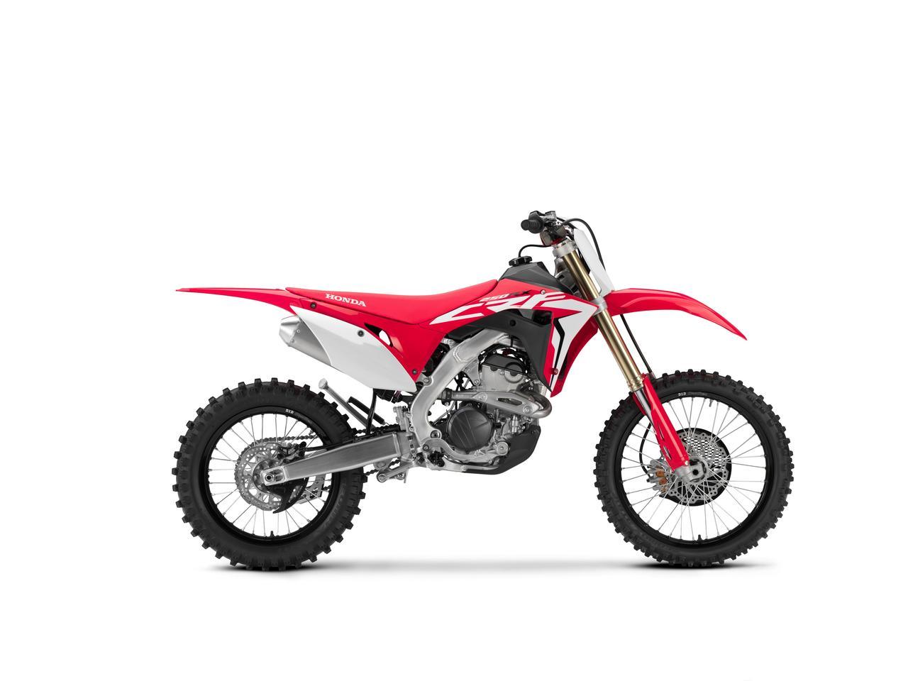 画像1: CRF250/450/R/RXが国内発表、そのお値段は…