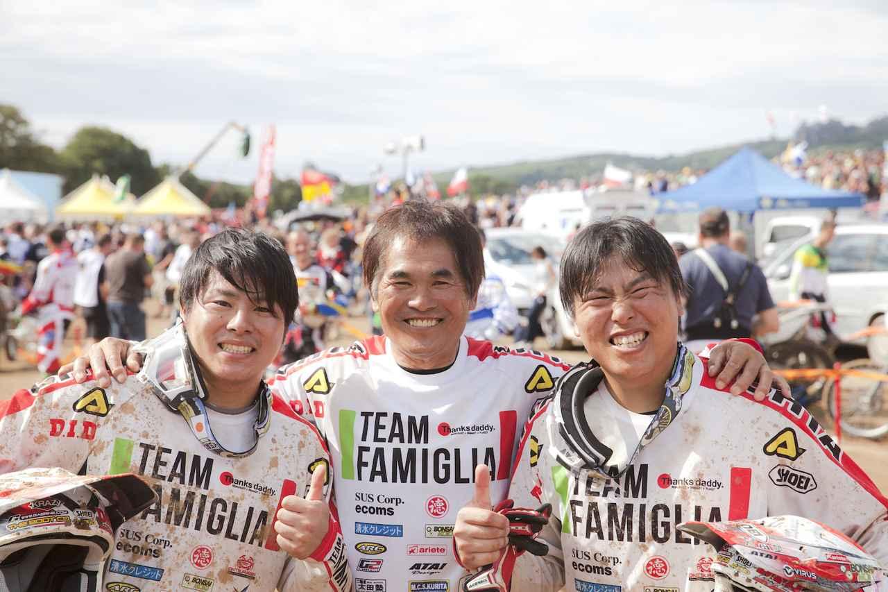 画像: 大病をはね除けて、ワールドトロフィーを目指してきた太田幸仁