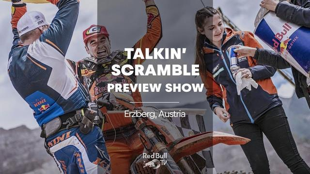 画像: ライブ配信が見られます | Talkin' Scramble: Live Preview Show of Erzbergrodeo Red Bull Hare Scramble 2018. youtu.be
