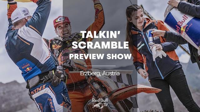 画像: ライブ配信が見られます | Talkin' Scramble: Live Preview Show of Erzbergrodeo Red Bull Hare Scramble 2018. youtu.be