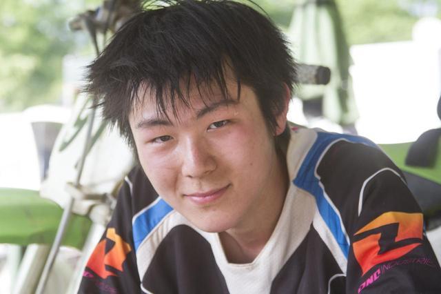 画像1: 大野洋介(千葉工業大学 一年)
