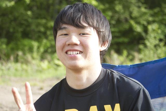画像1: 鈴木捷翔(芝浦工業大学 一年)
