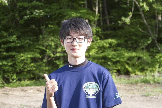 画像1: 木梨宏裕(芝浦工業大学 一年)