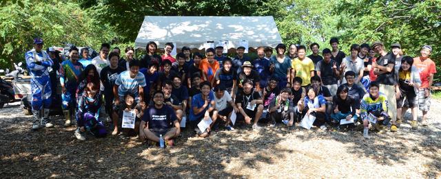 画像: キャンオフ東日本 | 学生が運営・開催するモトクロス、エンデューロレースです! 学生は5000円、社会人は7000円で2つのレースを楽しむことが出来ます! 和気あいあいとしたレースなのでオフロードを始めたばかりの方や、未体験の方も気軽に参加できるレースです!