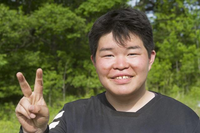 画像1: 藤原宗胤(東京工芸大学 一年)