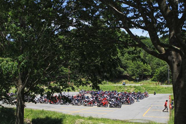 画像: Honda祭りと化した朽木スキー場