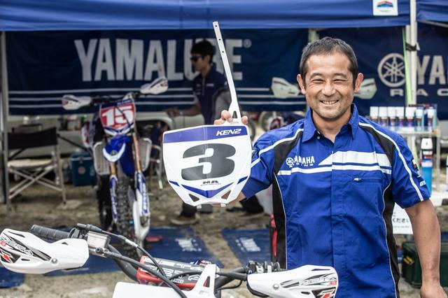 画像1: 世界最速のYZ85デビュー。鈴木健二がレースで語るYZ85LW