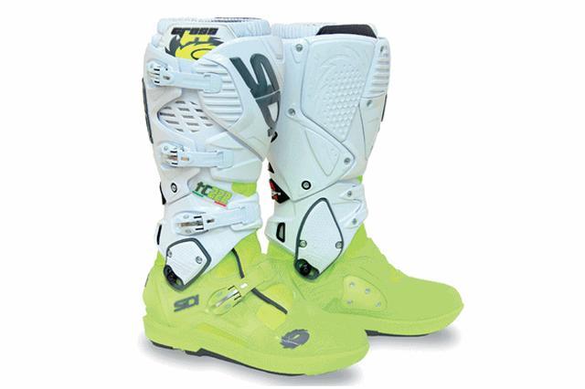 画像: CROSSFIRE 3 SRS ブーツ カイローリモデル - 73,440円 : WestwoodMX ONLINE SHOPPING