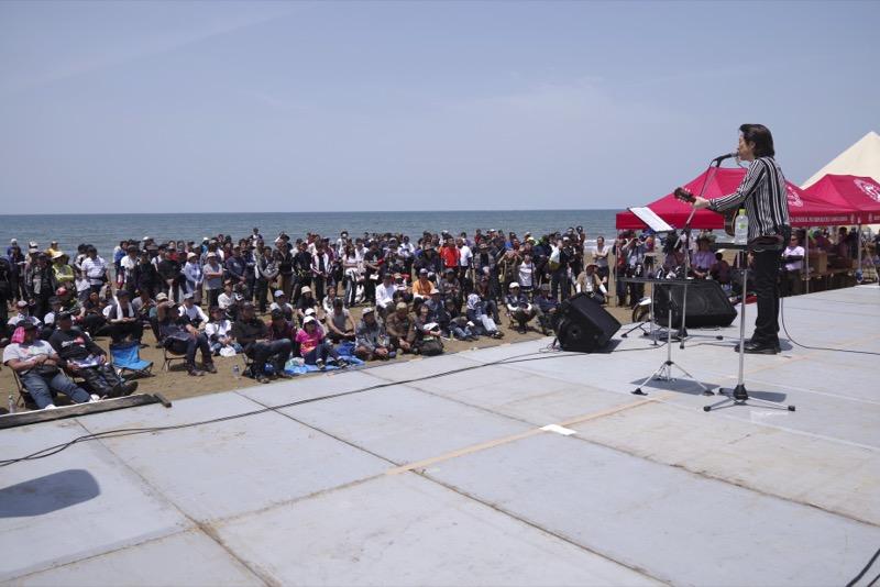 画像4: バイクイベントとしては異例の3000台が集合