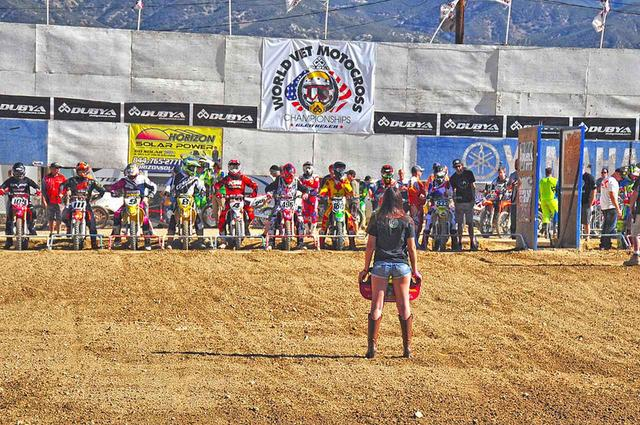 画像: WORLD VETERANS MX CHAMPIONSHIP $3900.00-